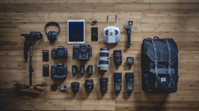 essential video equipment