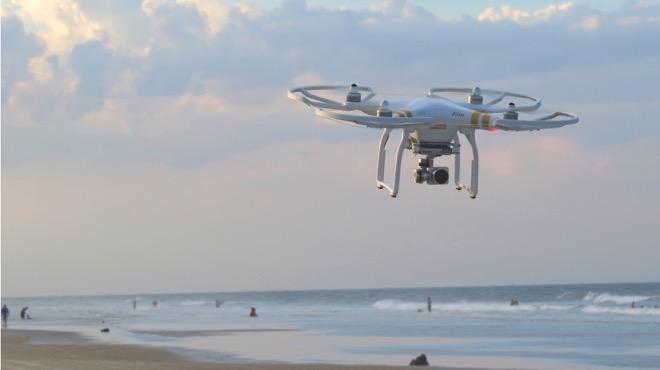 amazingly useful drone footage