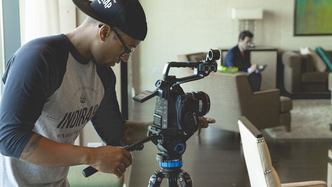 Setting the stage for your video