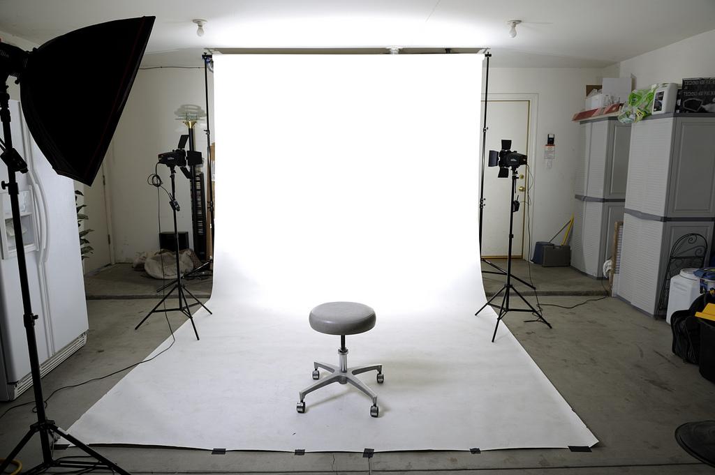 great lighting setup