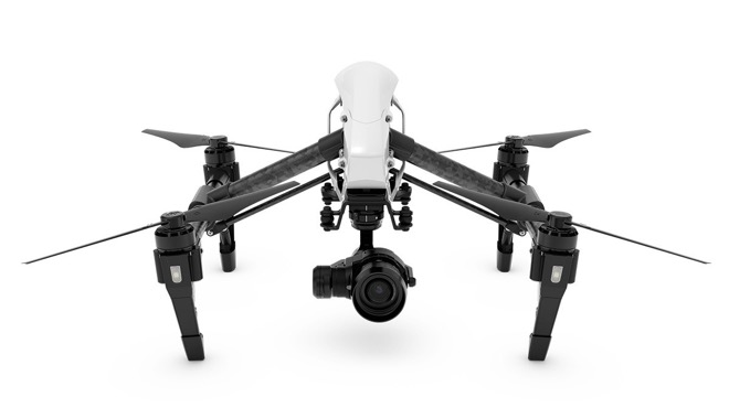DJI Inspire Drone for Filmmakers