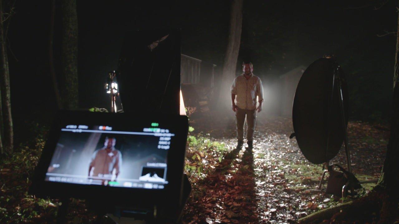 How to Light a Horror Scene on Film