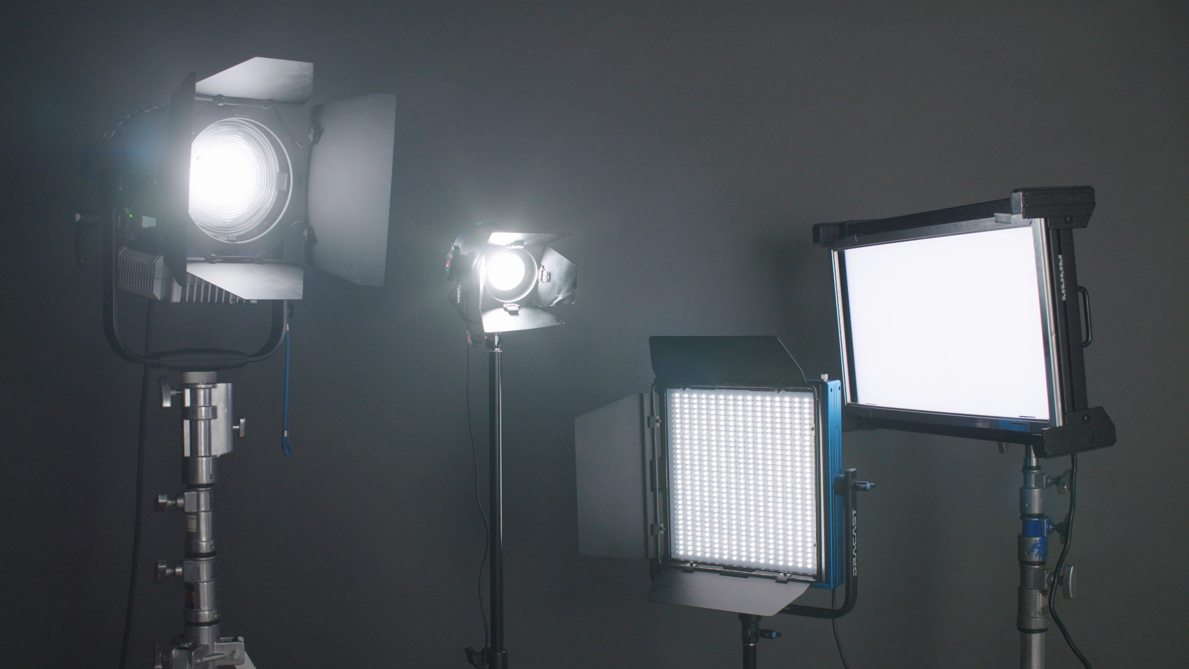 lights for video interview