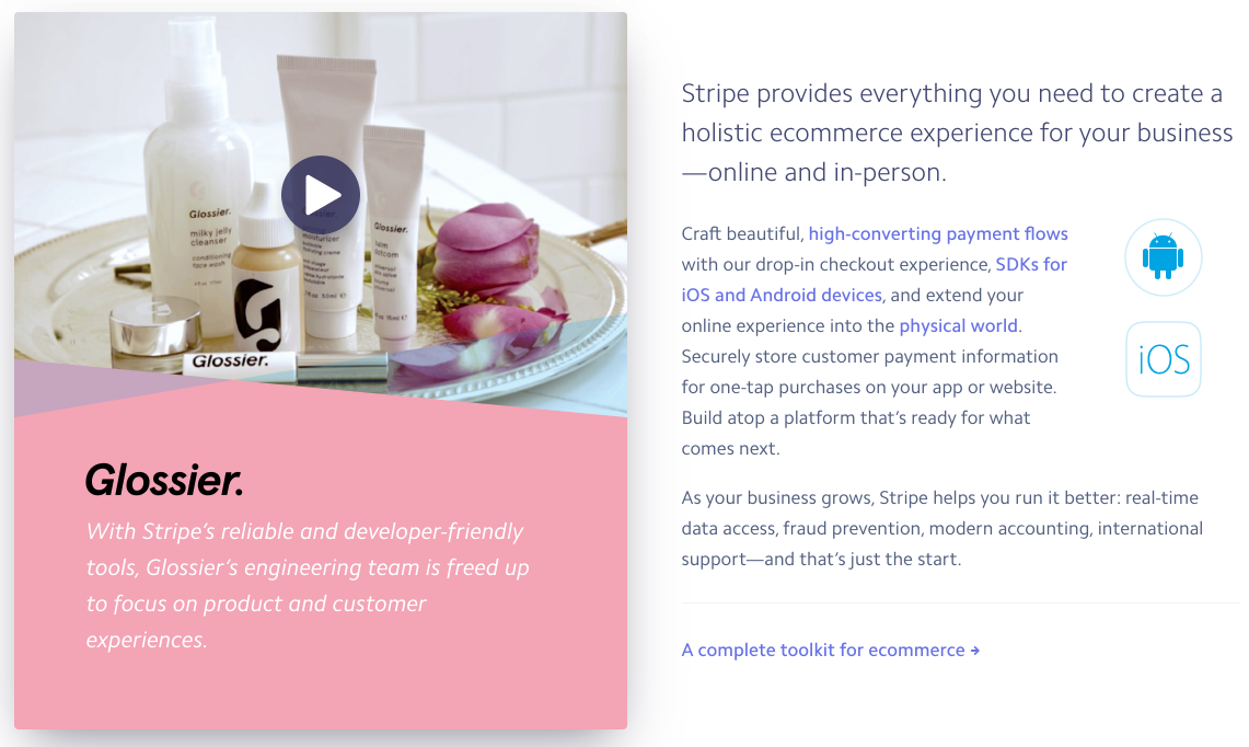Stripe Customer Stories