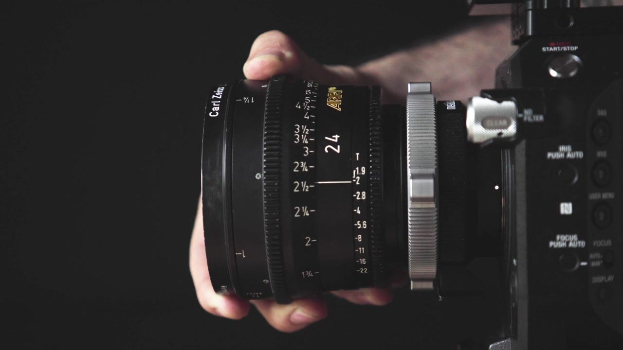 Comparison of Cinema, Rehoused, and Photo Lenses