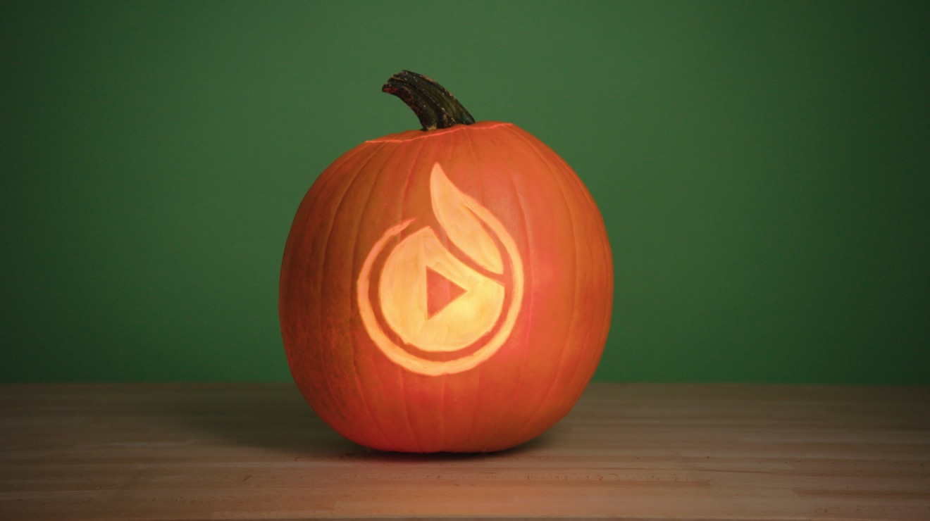 Sproutvideo Pumpkin
