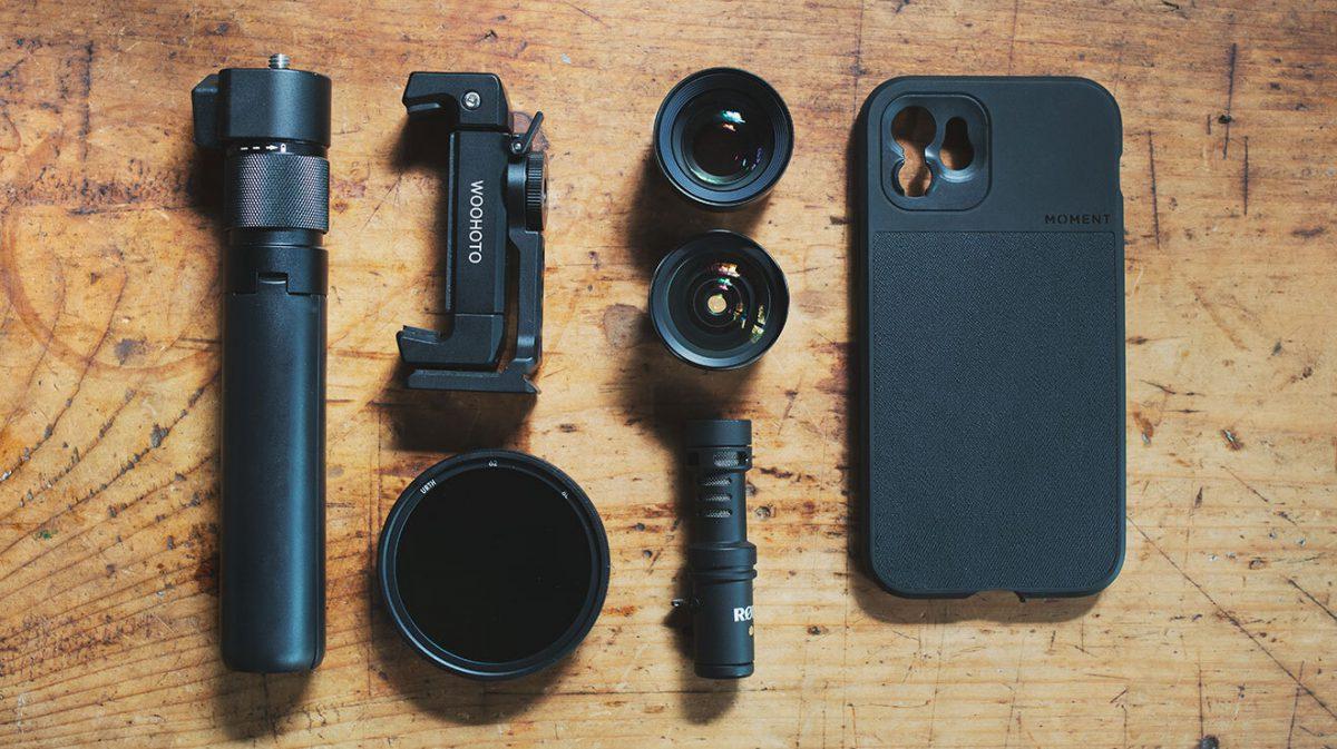 Smartphone video accessories